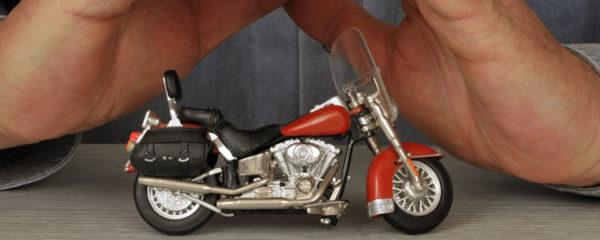 Assurer une moto de collection
